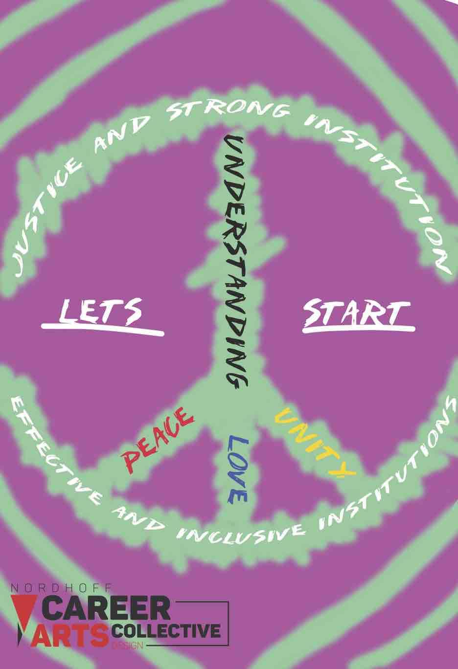 Garrett Stroud peace day postersv