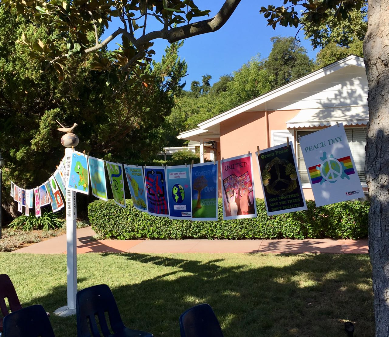 Peace Day Youth Art 6, 7, 8 - 1