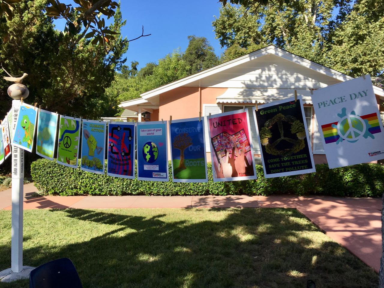 Peace Day Youth Art 6, 7, 8 - 2