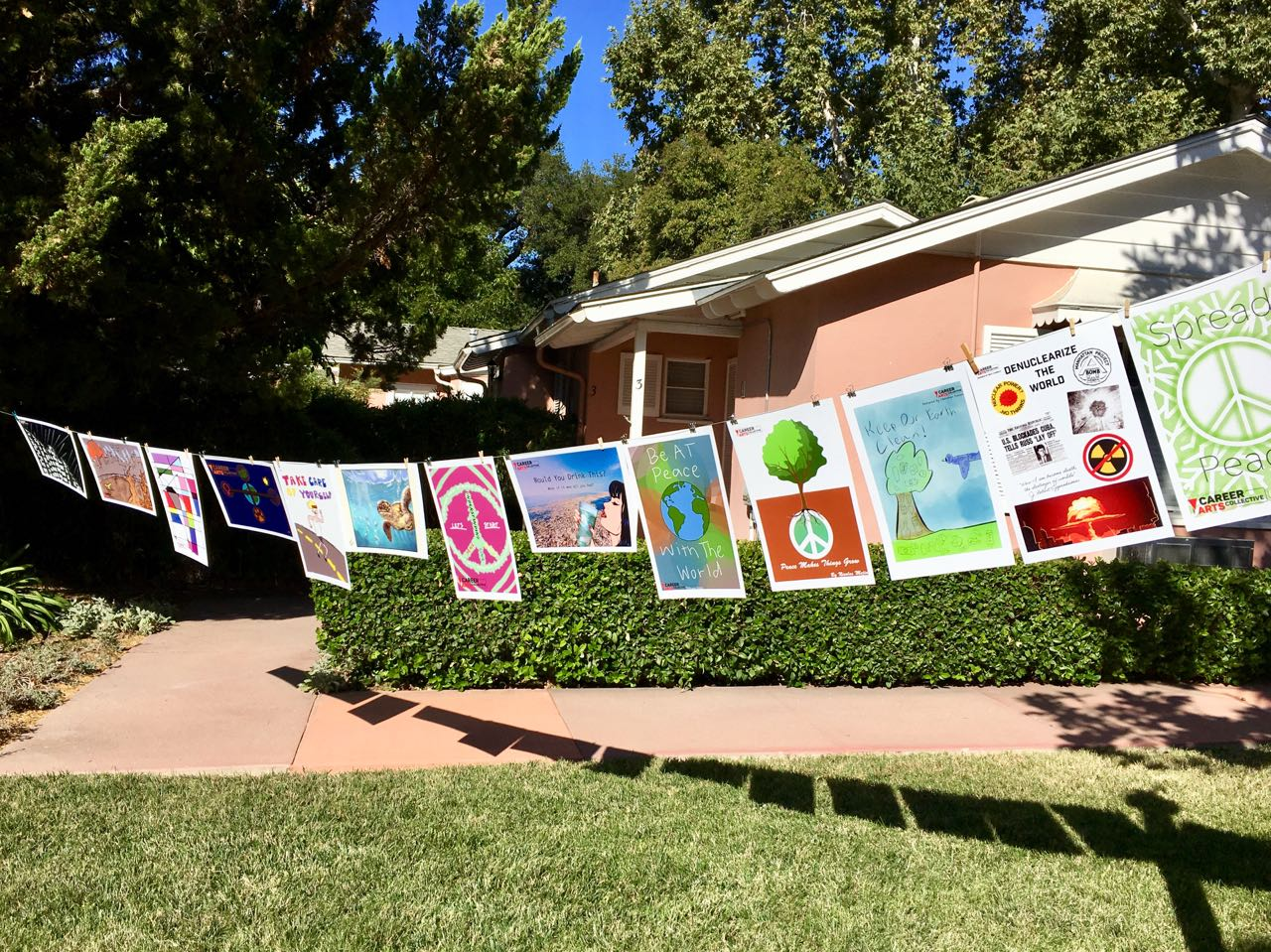 Peace Day Youth Art 6, 7, 8 - 3